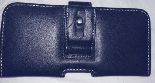 clip ceinture étui cuir galaxy note 9