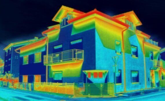 maison camera thermique