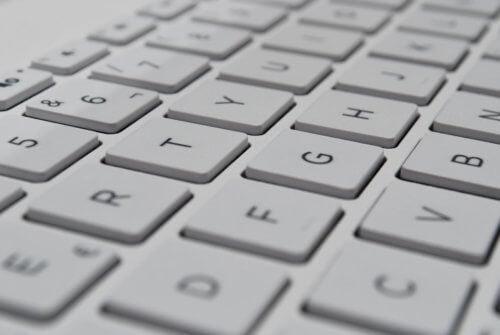 clavier phishing