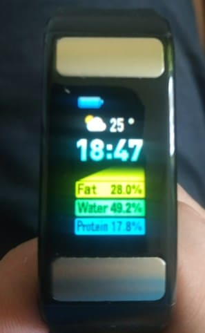 alfawise t9 screen watch