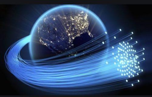 fibre optique Terre