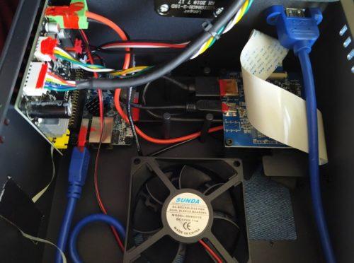 intérieur imprimante 3D orange 30
